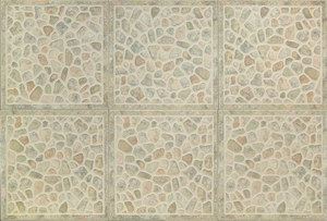 High-precision ceramic tile