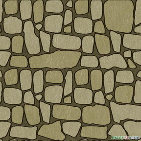 Stone Walling Fieldstone Pattern Wallpaper Map Texture