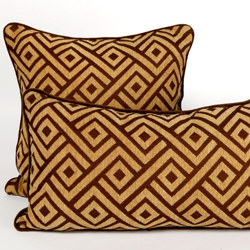 Maps of Classical Pattern Cushion
