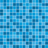 Color Mosaic tile series-1