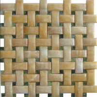 Woven modelling Mosaic map material - 4