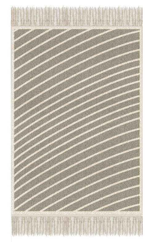 Beige striped carpet fabric texture