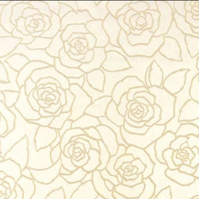 Pale yellow roses texture map