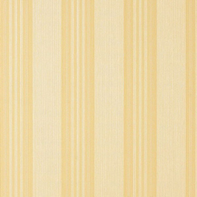 Yellow fresh vertical stripe wallpaper