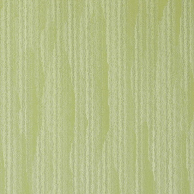 Pale green irregular stripes wallpaper