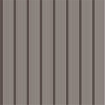 Brown white striped wallpaper