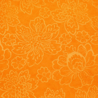 The orange printing texture wallpaper