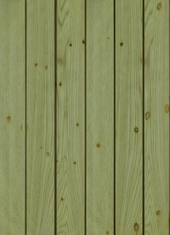 Of sauna board and textures of the wood preservative