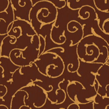 2011 Brown European pattern wallpaper