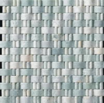 Weaving style mosaic textures