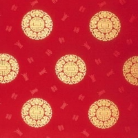 Chinese Traditional Round Spot Pattern No Seam Pictures 3Ds Max Texture Map