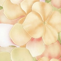 Four-leaf Clover Ceramic Wall Tile and Waistline Tile 3DsMax Texture Map