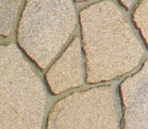 Square tiles - paving map d-10 Zhang